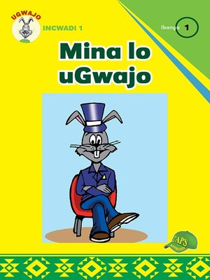 cover image of Ugwajo Graded Readers Grade 1, Book 1: Mina Lo Ugwajo