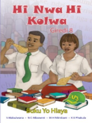 cover image of Hi Nwa Hi Kolwa Grad 8 Reader