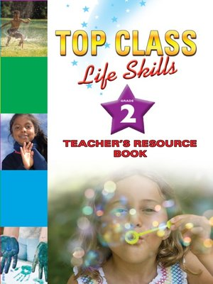 cover image of Top Class Lifskills Grade 2 Teacher's Resourc(English)