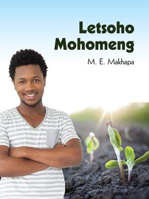 cover image of Letsoho Mohomeng