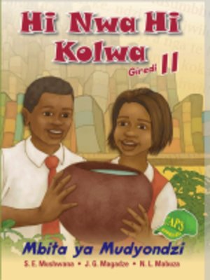 cover image of Hi Nwa Hi Kolwa Grad 11 Learner