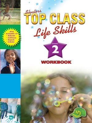 cover image of Top Class Lifskills Grade 2 Workbook(English)