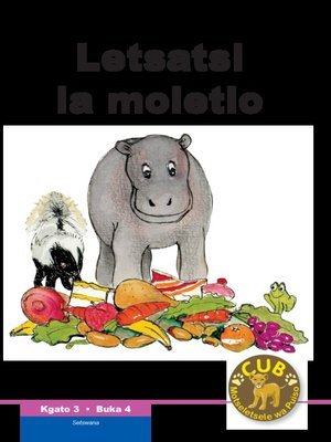 cover image of Cub Reading Scheme (Setswana) Level 3, Book 4: Letsatsi La