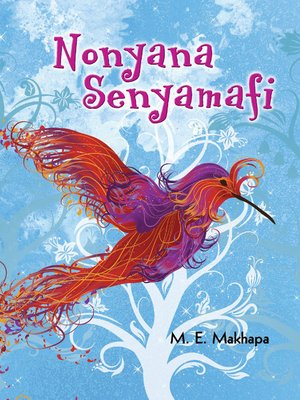 cover image of Nonyana Senyamafi