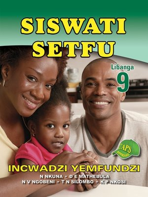 cover image of Siswati Setfu Grade 9 Learner's Book