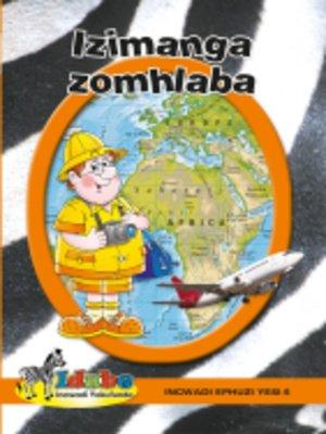 cover image of IdubGrad ed Reader Orang5: Izimanga Zomhlaba