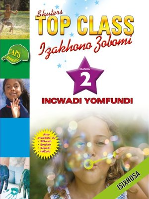 cover image of Top Class Lifskills Grade 2 Learner's Book (Xhosa)
