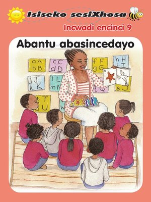 cover image of Isiseko Sesixhosa Grade R Abantu Abasincedayo