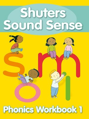 cover image of Shuters Sound Sense: (English) Phonics Workbook 1