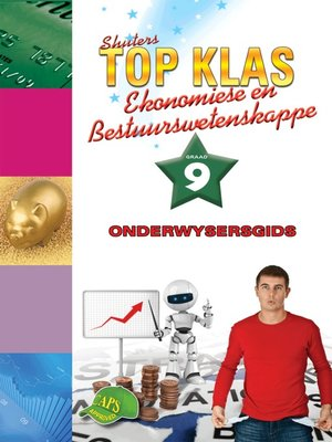 cover image of Top Klas Ebw Graad 9 Onderwysersgids