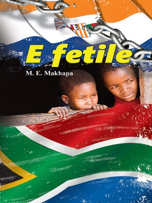 cover image of Fetile