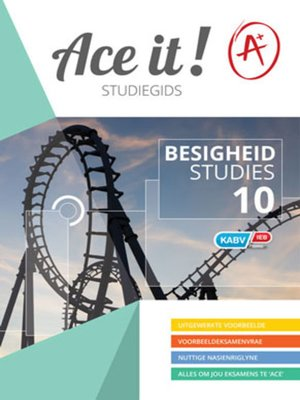 cover image of Ace It! Busigheid Studies Graad 10