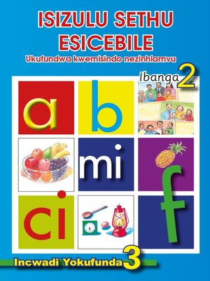 cover image of Isizulu Sethu (Phonic Programme) Grade 2 Reader Level 3