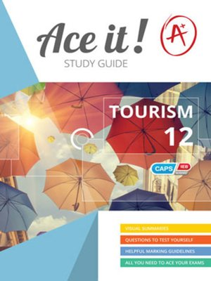 cover image of Ace It! Tourism Grade 12
