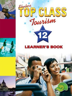 cover image of Top Class Tourism Grade 12 Learner's Book