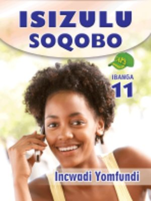 cover image of Isizulu Soqobo Grad 11 Learner