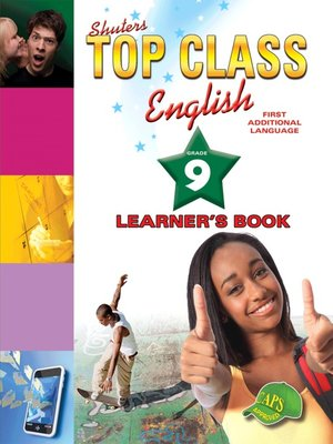 cover image of Top Class English Grade 9 Learner's Book