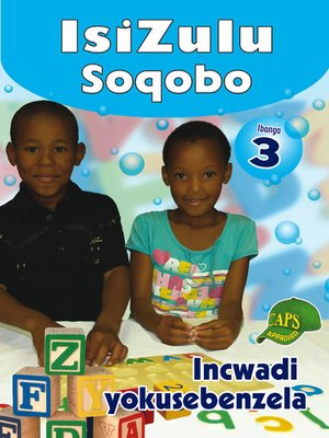 cover image of Isizulu Soqobo Grad 3 Workbook