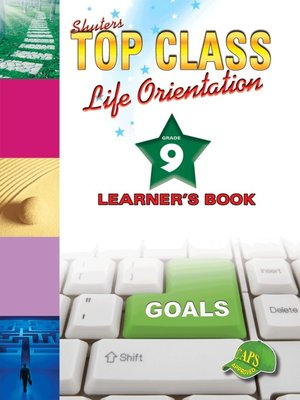 cover image of Top Class Liforientation Grade 9 Learner's Book