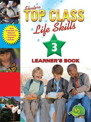 cover image of Top Class Lifskills Grade 3 Learner's Book (English)
