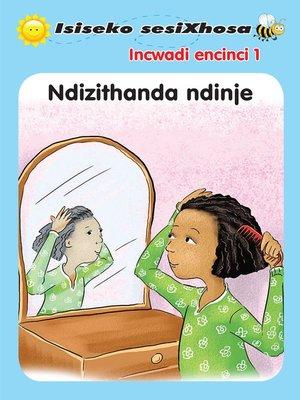 cover image of Isiseko Sesixhosa Grade R Ndizithanda Ndinje