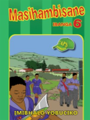 cover image of MasihambisanGrad 6 Reader