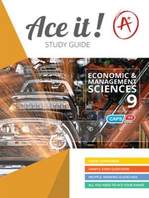 cover image of Ace It! Economic & Management Sciences Grade 9
