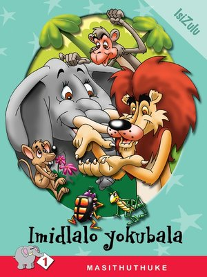 cover image of Masithuthuke Level 1 Book 6: Imidlalo Yokubala