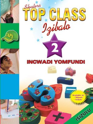 cover image of Top Class Mathematics Grade 2 Learner's Book (Zulu)