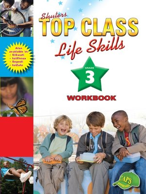 cover image of Top Class Lifskills Grade 3 Workbook (English)