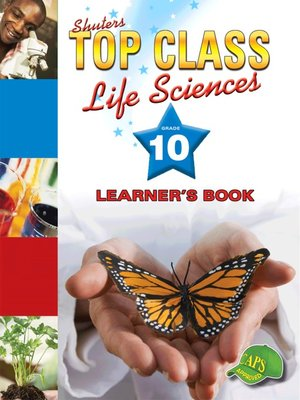 cover image of Top Class Lifsciences Grade 10 Learner's Book