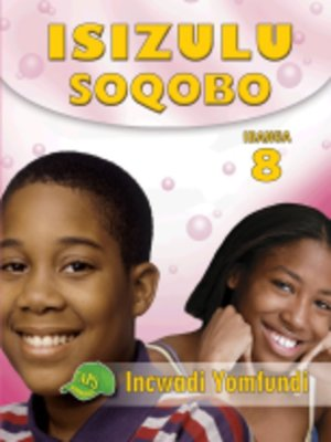 cover image of Isizulu Soqobo Grad 8 Learner's Book