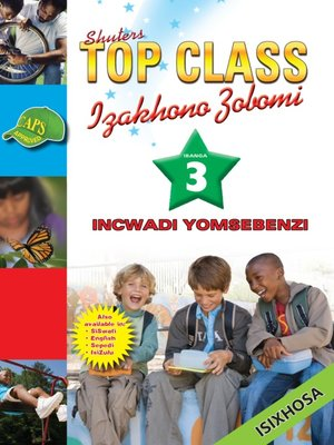 cover image of Top Class Lifskills Grade 3 Workbook (Xhosa)