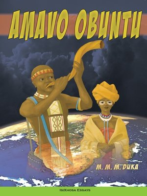cover image of Amavo Obuntu