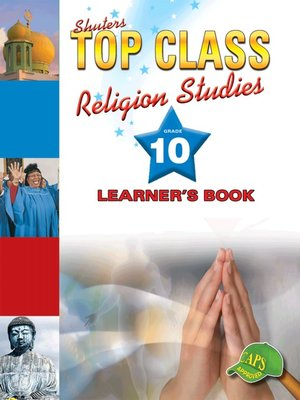 cover image of Top Class Religion Studies Grade 10 Learner