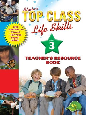 cover image of Top Class Lifskills Grade 3 Teachers Resourc(English)