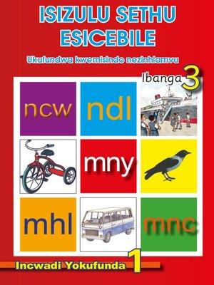 cover image of Isizulu Sethu (Phonic Programme) Grade 3 Reader Level 1