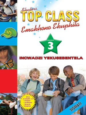 cover image of Top Class Lifskills Grade 3 Workbook (Siswati)