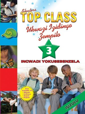 cover image of Top Class Lifskills Grade 3 Workbook (Zulu)