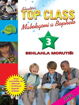 cover image of Top Class Lifskills Grade 3 Teacher's Resourc(Sepedi)