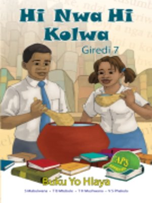 cover image of Hi Nwa Hi Kolwa Grad 7 Reader