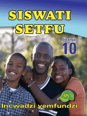cover image of Siswati Setfu Grade 10 Learner's Book