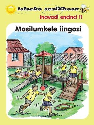 cover image of Isiseko Sesixhosa Grade R Masilumkeke Iingozi