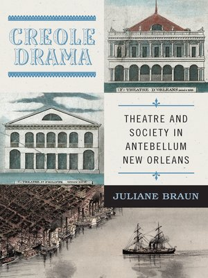 cover image of Creole Drama