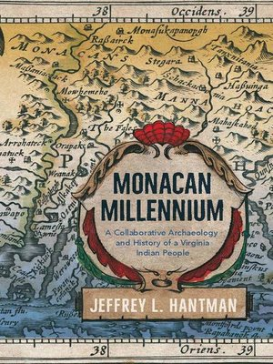 cover image of Monacan Millennium