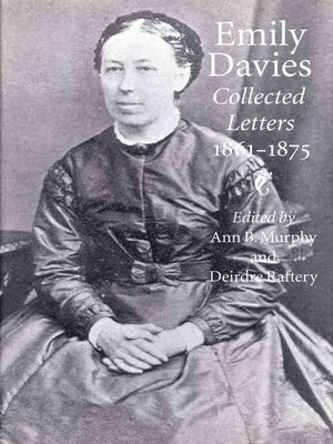 cover image of Emily Davies