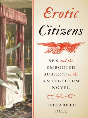 cover image of Erotic Citizens