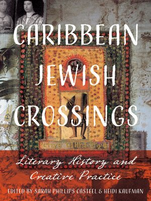 cover image of Caribbean Jewish Crossings