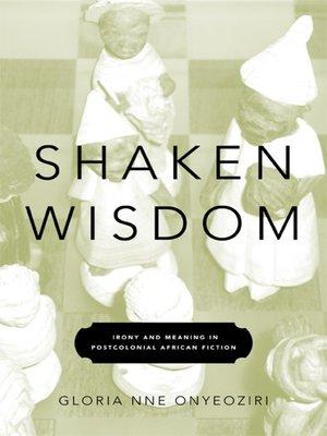 cover image of Shaken Wisdom