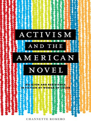 cover image of Activism and the American Novel